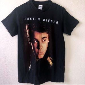 Justin Bieber 2012 2013 Believe Concert SHIRT L19